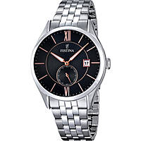 watch only time man Festina Retro F16871/4