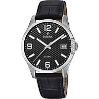 watch only time man Festina Retro F16982/2