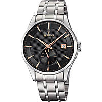 watch only time man Festina Retro F20276/4