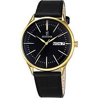watch only time man Festina Retro F6838/3