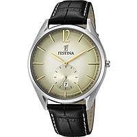 watch only time man Festina Retro F6857/1