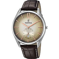 watch only time man Festina Retro F6857/2