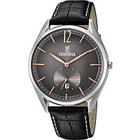 watch only time man Festina Retro F6857/6