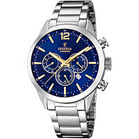 watch only time man Festina Timeless Chronograph F20343/2