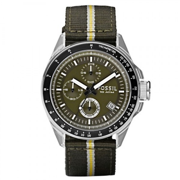 watch only time man Fossil CH2700