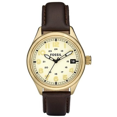 watch only time man Fossil DE1001