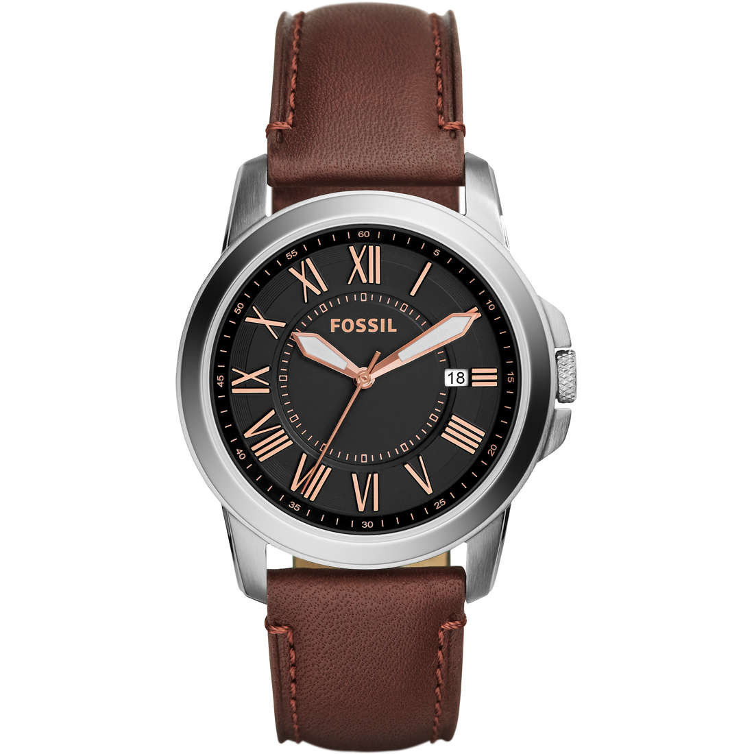 watch only time man Fossil FS5091