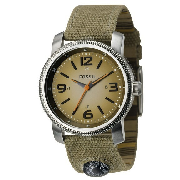 watch only time man Fossil JR1124