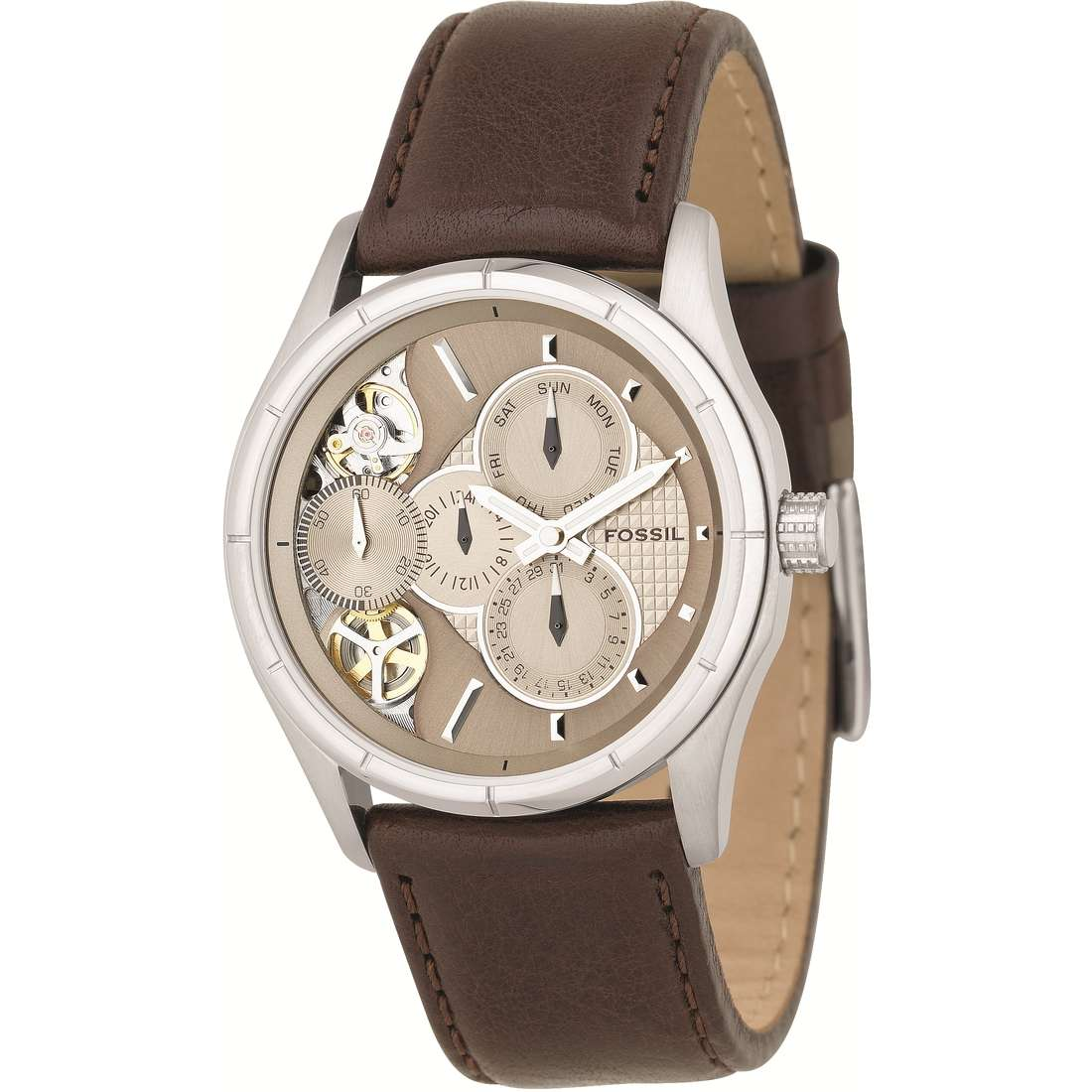 watch only time man Fossil ME1020