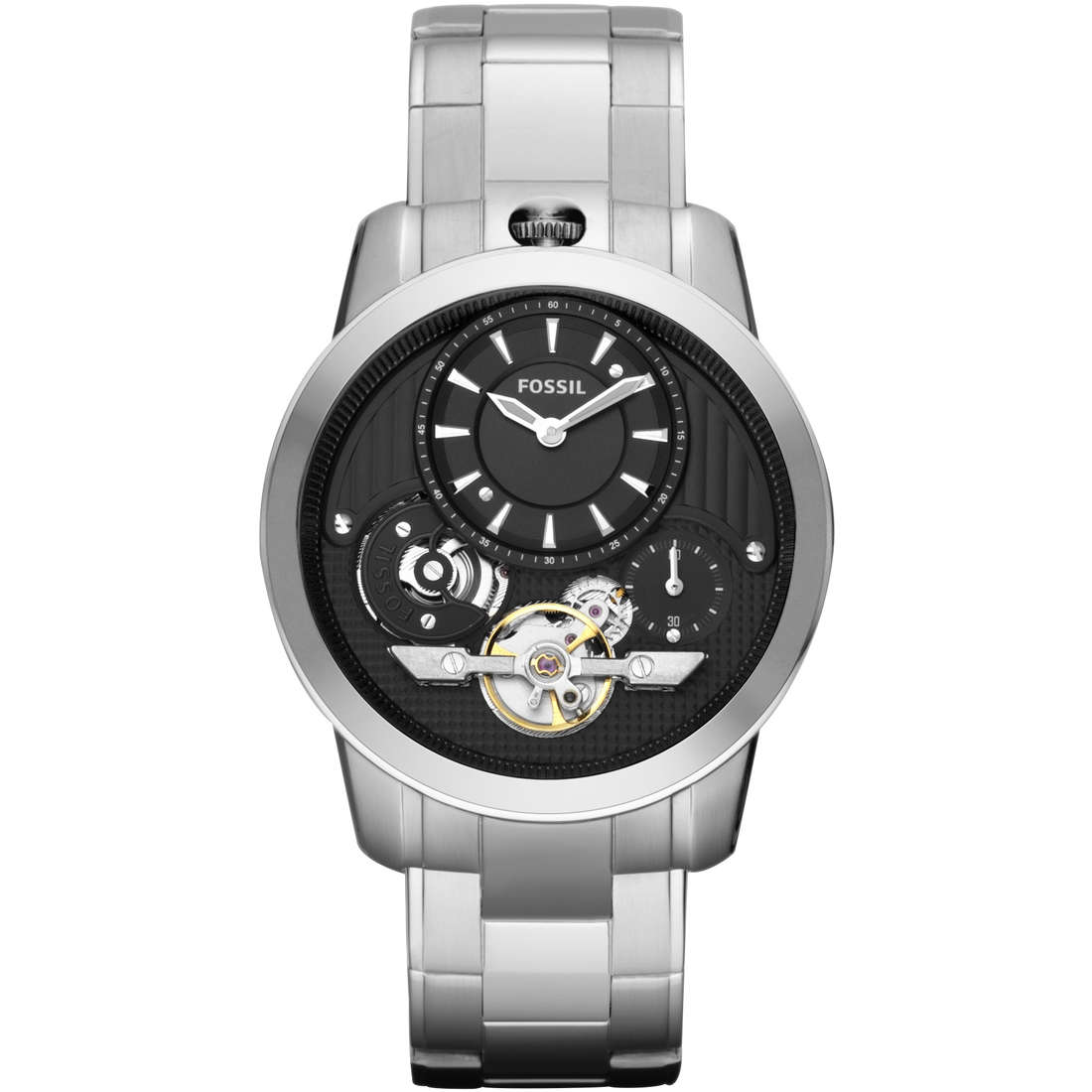 watch only time man Fossil ME1130