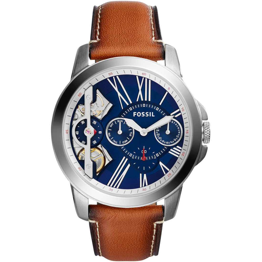 watch only time man Fossil ME1161