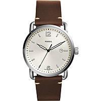 watch only time man Fossil Minimalist FS5275