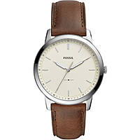 watch only time man Fossil Minimalist FS5439
