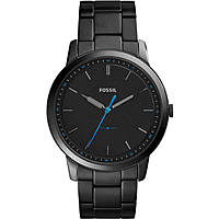 watch only time man Fossil The Minimalist 3H FS5308
