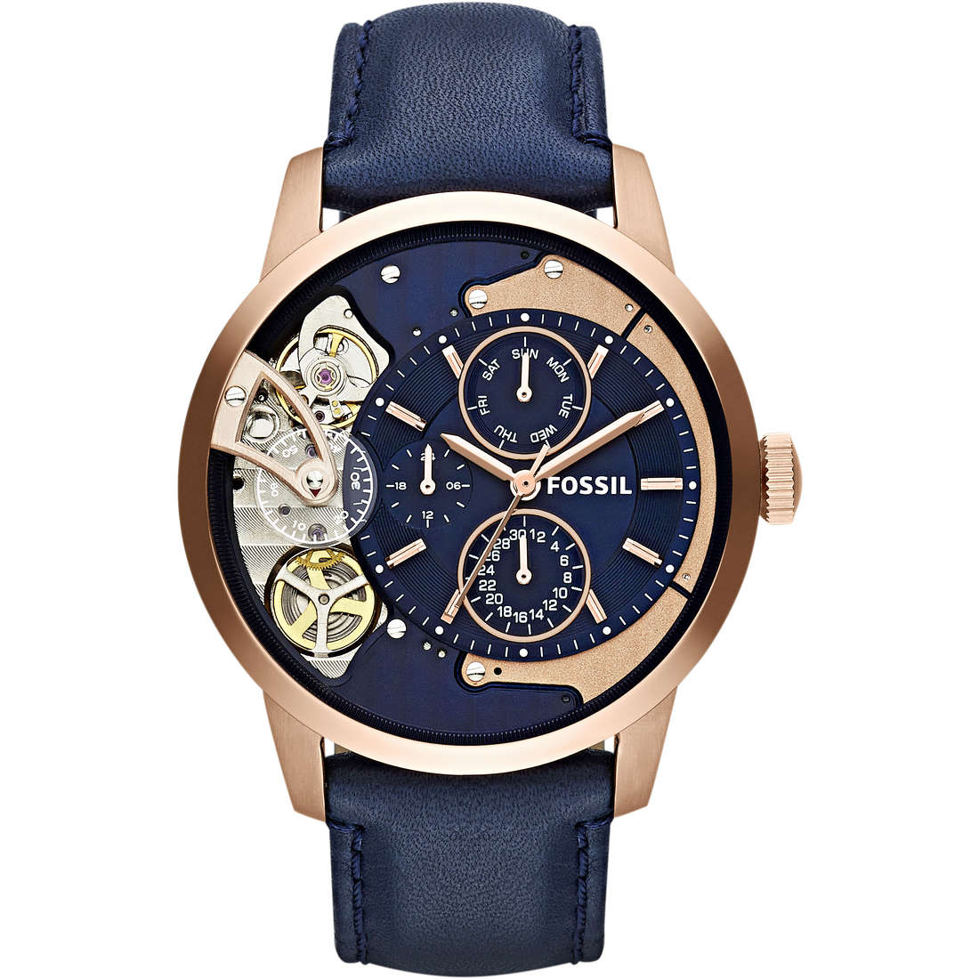 watch only time man Fossil Townsman ME1138