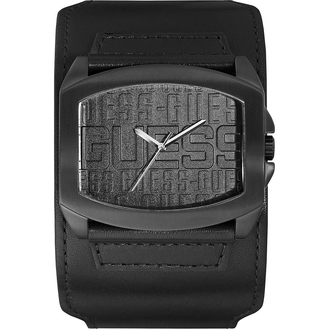 watch only time man Guess Imprint W0360G3
