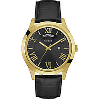 watch only time man Guess Metropolitan W0792G4