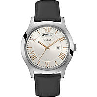 watch only time man Guess Metropolitan W0792G8