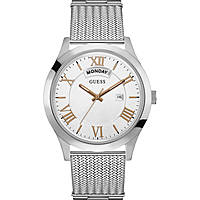 watch only time man Guess Metropolitan W0923G1