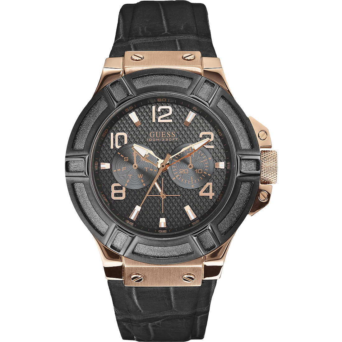 watch only time man Guess Settembre 2013 W0040G5