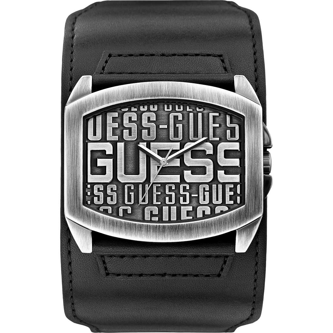 watch only time man Guess W0360G1