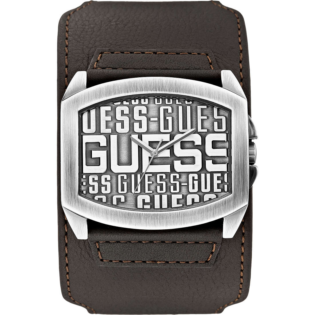 watch only time man Guess W0360G2