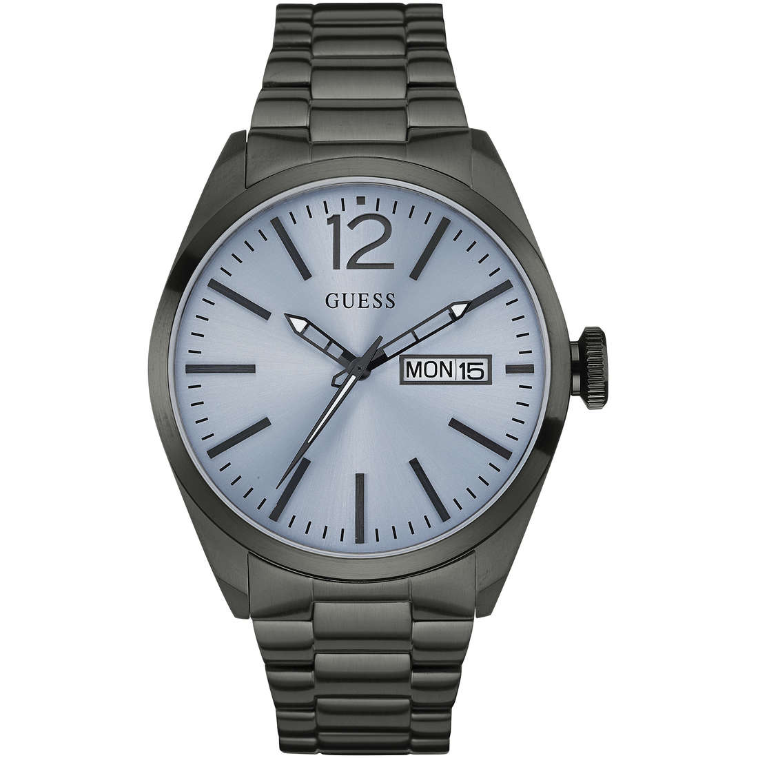 watch only time man Guess W0657G1