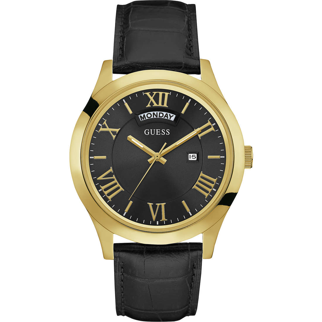 watch only time man Guess W0792G4