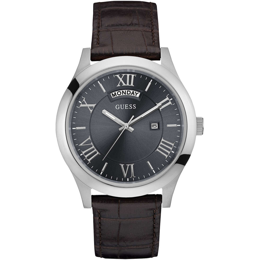 watch only time man Guess W0792G5