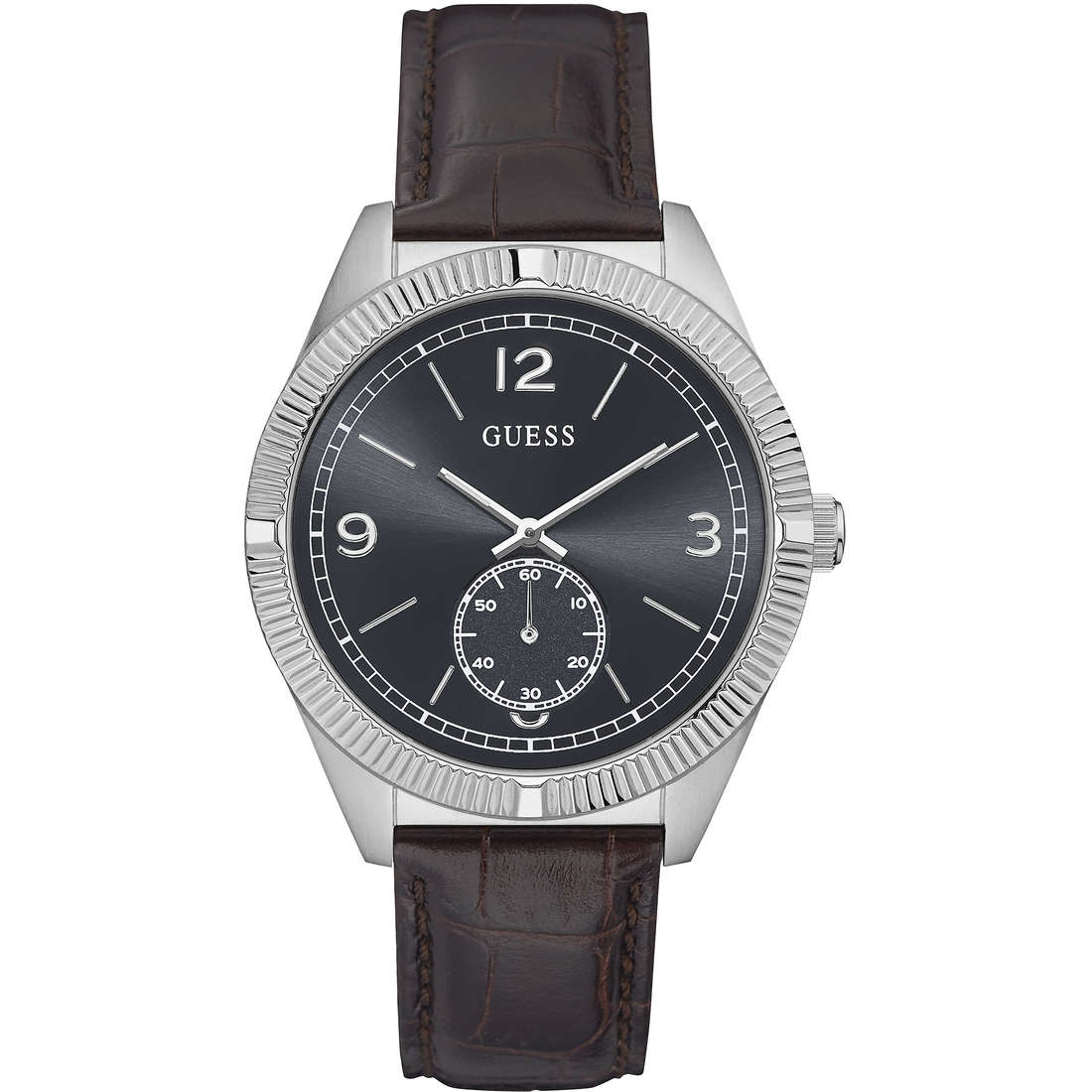 watch only time man Guess W0873G1
