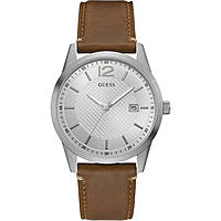 watch only time man Guess W1186G1