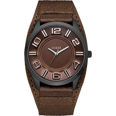 watch only time man Guess W14542G2
