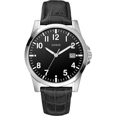 watch only time man Guess W65012G3