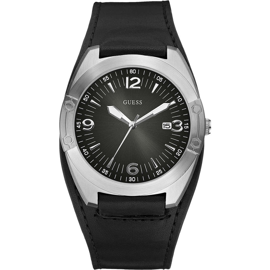 watch only time man Guess W75052G1