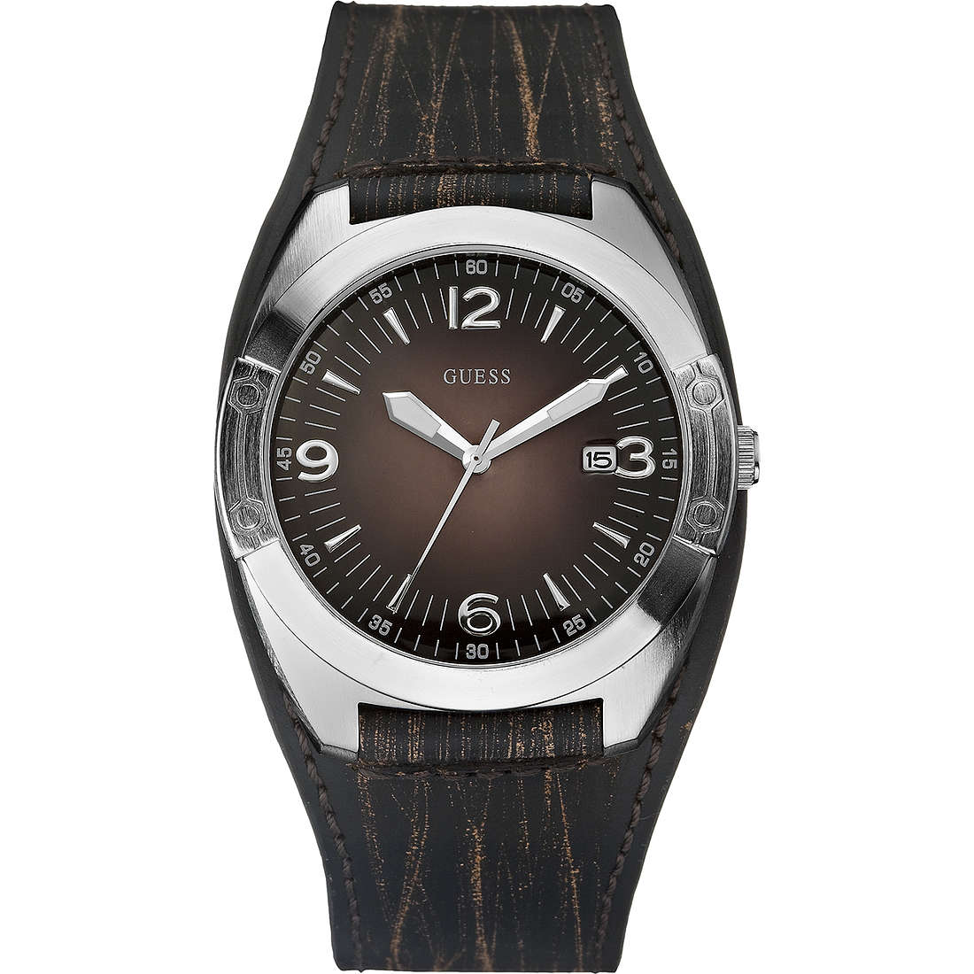 watch only time man Guess W75052G2