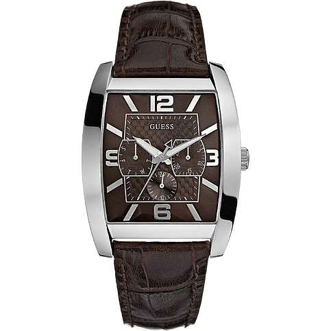 watch only time man Guess W80009G2