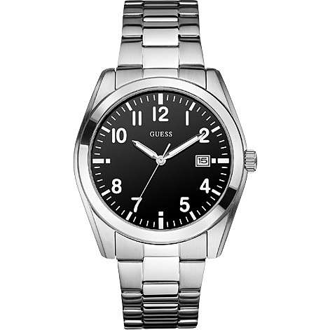 watch only time man Guess W85082G2