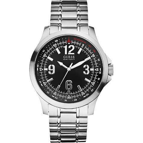 watch only time man Guess W85106G1