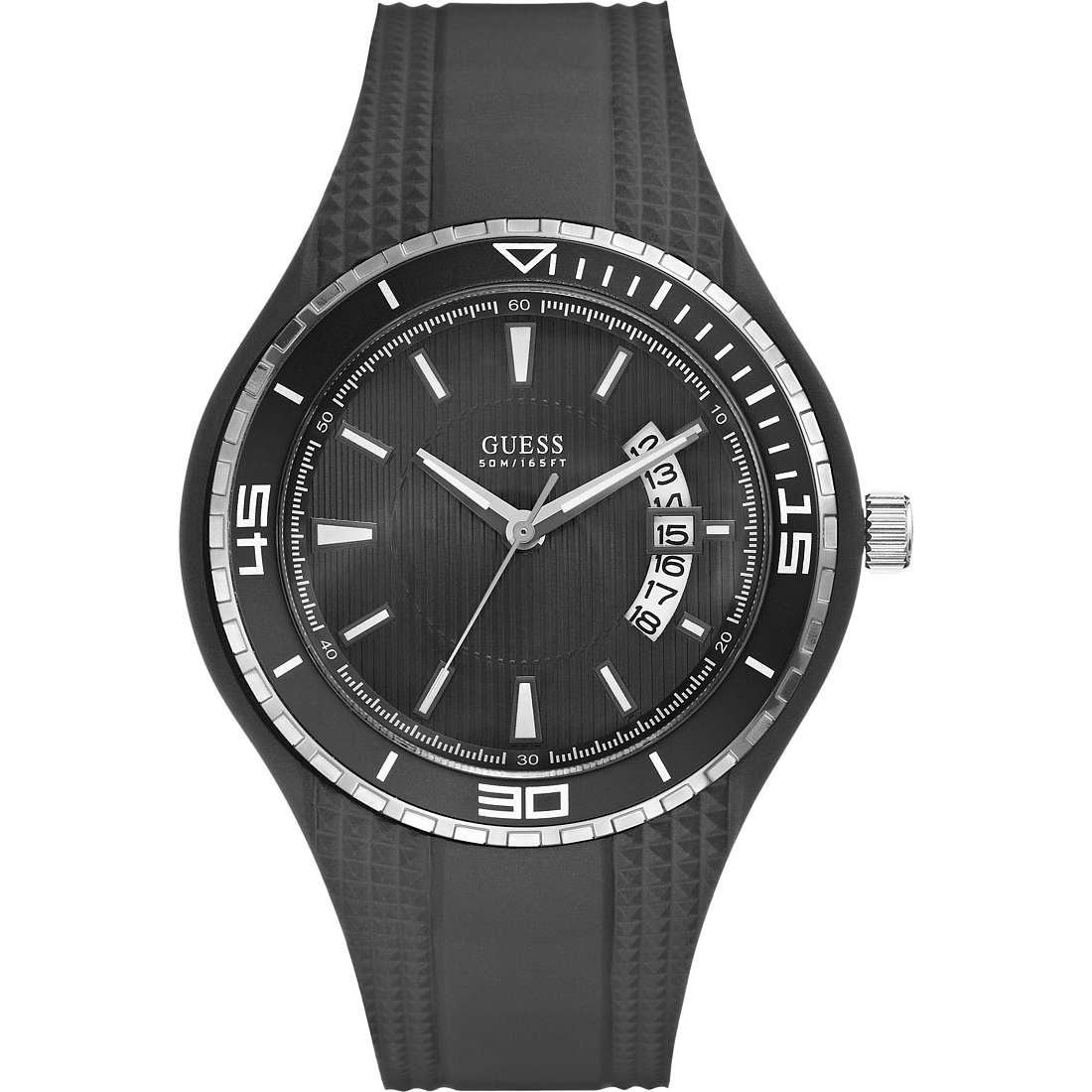 watch only time man Guess W95143G1