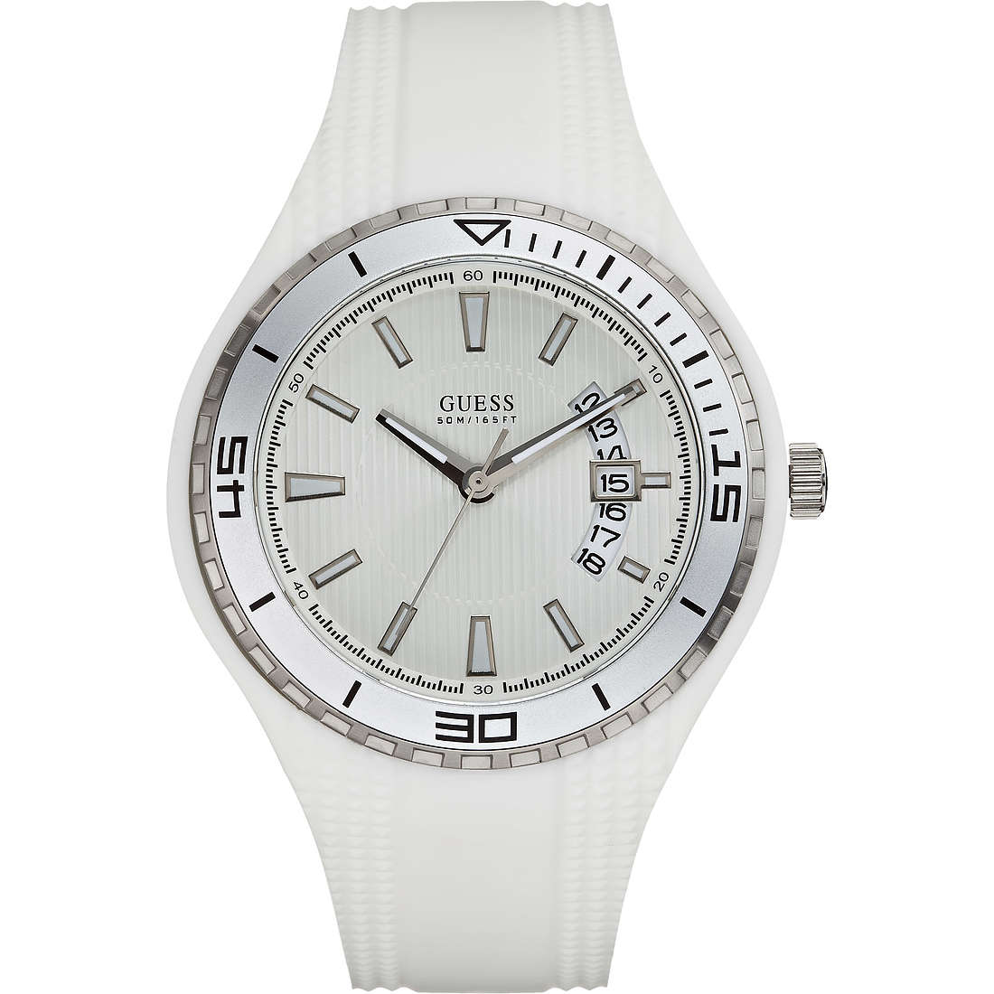 watch only time man Guess W95143G3