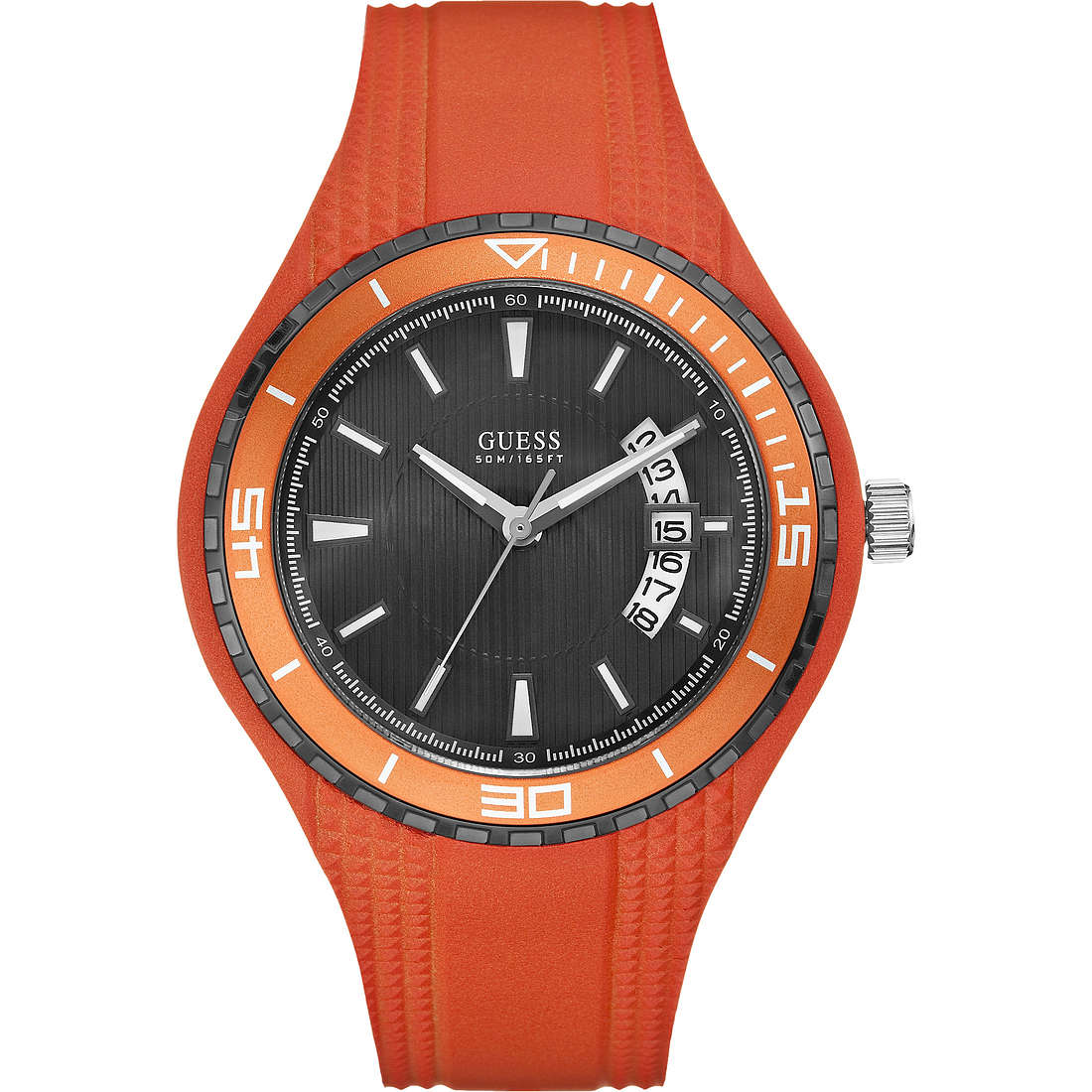 watch only time man Guess W95143G5