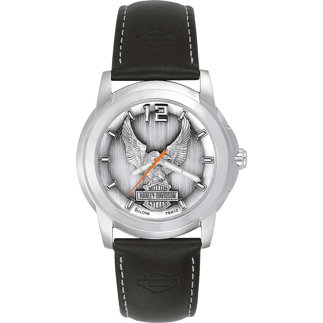 watch only time man Harley Davidson 76A12