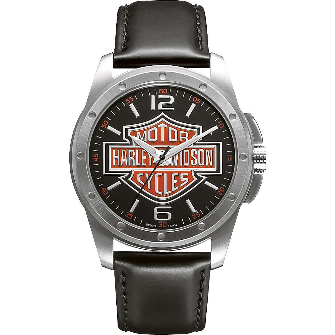 watch only time man Harley Davidson 76A132