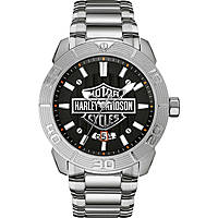 watch only time man Harley Davidson 76B169