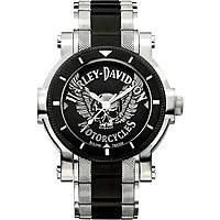 watch only time man Harley Davidson 78A109