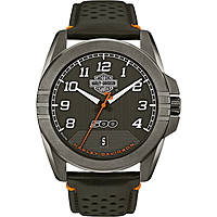 watch only time man Harley Davidson 78B143