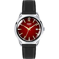watch only time man Henry London Chancery HL39-S-0095