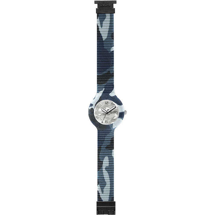 watch only time man Hip Hop CAMOUFLAGE HWU0363