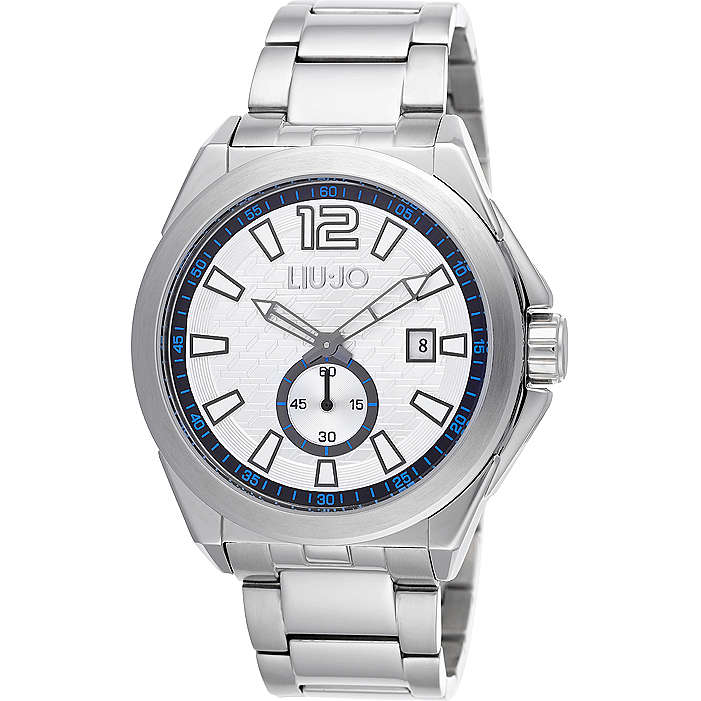 watch only time man Liujo Man Collection TLJ959