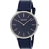 watch only time man Liujo Navy TLJ1163